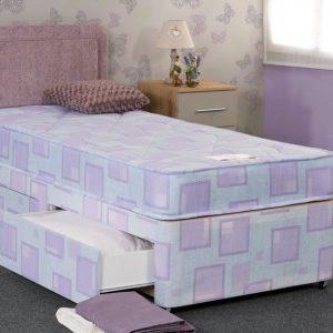 Lyra 2 drawer divan set-0