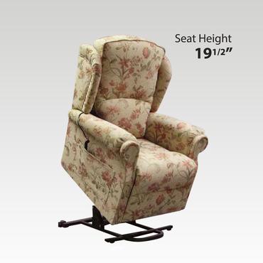 Ellie Single motor lift, tilt + recline chair-0