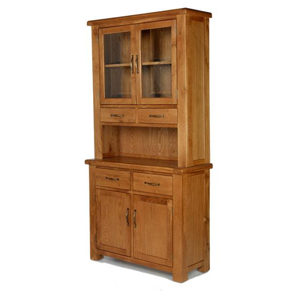 Earlswood glazed small dresser-0