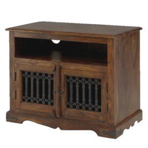 jali large square tv cabinet-0