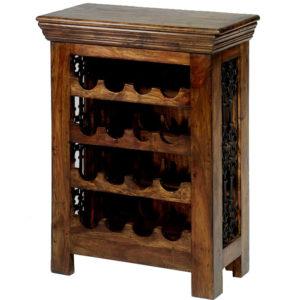 jali bottle wine rack-0