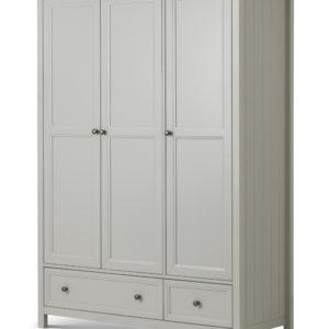 Maine 3 door 2 drawer robe-0