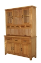 Hampshire oak large buffet unit-0