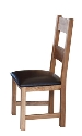 Hampshire oak dining chairs-0