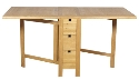 Hampshire oak gateleg table-0