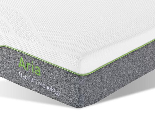 Aria memory foam mattress-0