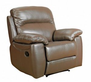 Aston leather armchair-0