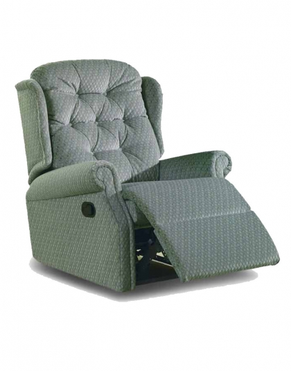 Abbey manual recliner chair-0