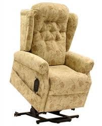 Abbey Single motor lift, tilt + recline chair-0