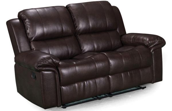 Genoa 2 seater reclining sofa-0