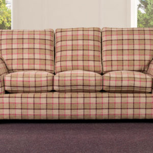 Stranraer 3 seater sofa bed-0