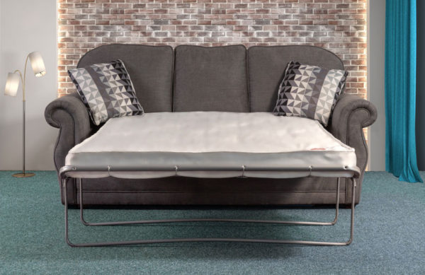 Winchester 3 seater sofa bed-0