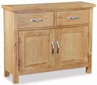 Trinity Petite Oak small sideboard-0