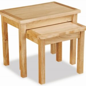 Trinity Petite Oak nest of 2 tables-0