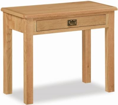 Bergerac Petite Oak laptop desk-0