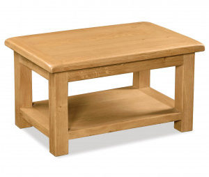 Bergerac Oak small coffee table-0
