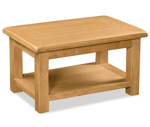 Bergerac Oak large coffee table-0