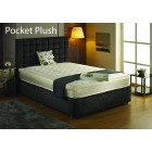 Pocket Plush memory pocket mattress-0