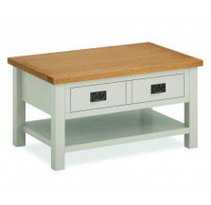 Devon Oak coffee table-0