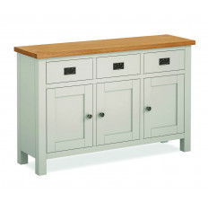 Devon Oak large sideboard-0