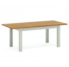 Devon Oak small extending dining table-0