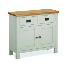 Devon Oak small sideboard-0