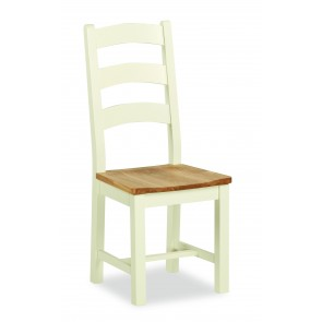 Suffolk Painted dining chair-0