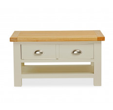 Suffolk Painted small coffee table-0