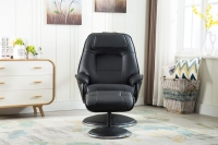 Avant Garde recliner with FREE stool-3758