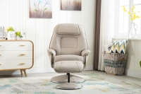 Avant Garde recliner with FREE stool-0