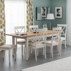 Daventry extending dining set-0