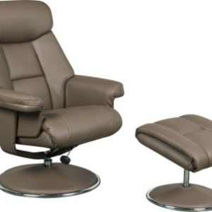 Biarritz recliner with FREE stool-0
