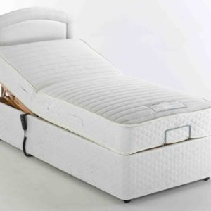 Hylton 3' adjustable bed-0