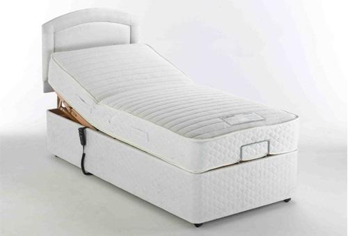 Hylton 3' adjustable bed-0