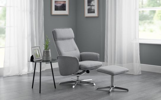 Ariana swivel & recline chair-0