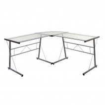 Avanti corner glass desk-0