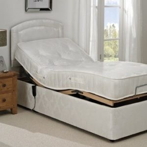 Balmoral 1200 3' adjustable bed-0