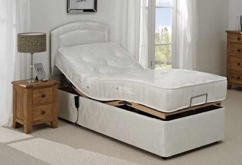 Balmoral 1200 3' adjustable bed-0