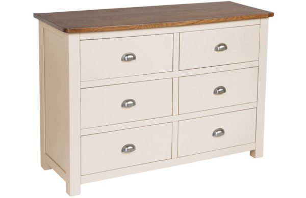 Fontaine 6 drawer chest-3693