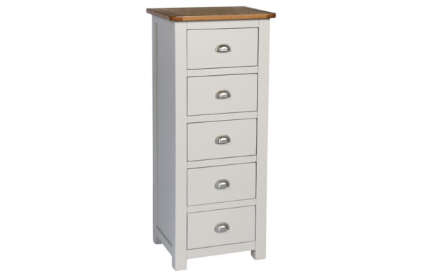 Fontaine 5 drawer tallboy-0
