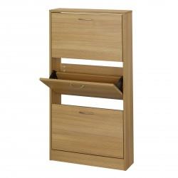 Nova 3 door shoe cabinet-0
