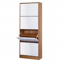 Strand 4 door shoe cabinet-0