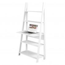 Tiva ladder computer desk-3614
