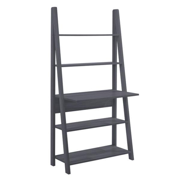Tiva ladder computer desk-3615