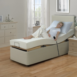 Cool Gel Lux 3' adjustable bed-0