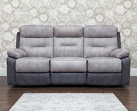 Dillon reclining 2 seater sofa-4032