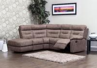 Dillon reclining 2 seater sofa-4033