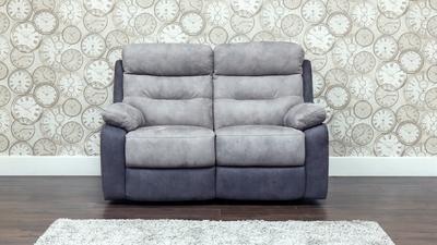 Dillon reclining 2 seater sofa-0