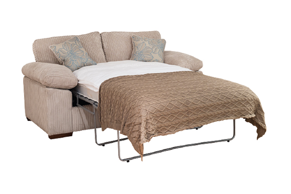 Dexter 2 seater sofa bed-0