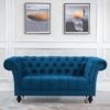Chesterfield 2 seater sofa-0